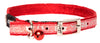 Rogz SparkleCat Collar Red - RSPCA VIC