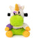 Fuzzyard Dog Toy Zombie The Unicorn Large - RSPCA VIC