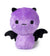 Fuzzyard Dog Toy Happy Bat Purple - RSPCA VIC