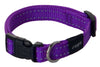 Rogz Collar Snake Purple - RSPCA VIC