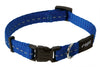Rogz Collar Nitelife Blue - RSPCA VIC