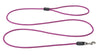 Rogz Rope Lead 1.8m 6mm Pink - RSPCA VIC