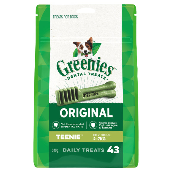 Greenies Teenie 340g