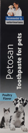 Petosan Toothpaste Poultry Flavoured 70g - RSPCA VIC