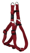 Rogz Step-In Harness Lumberjack Red - RSPCA VIC