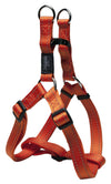 Rogz Step-In Harness Fanbelt Orange - RSPCA VIC