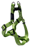 Rogz Step-In Harness Nitelife Lime - RSPCA VIC