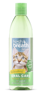 Tropiclean Fresh Breath Water Additive Cats 473ml
