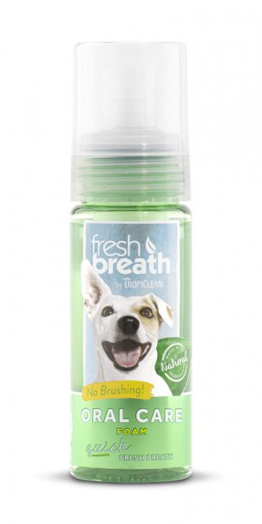 Tropiclean Fresh Breath Foam - RSPCA VIC