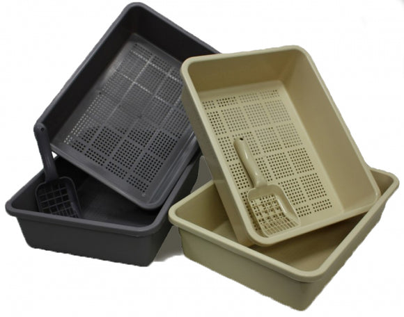 Catmate Litter Tray Set