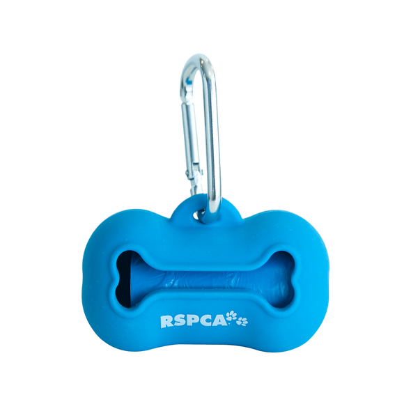 RSPCA Silicone Poo Bag Dispenser