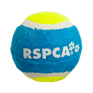 RSPCA Tennis Ball