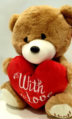 Toy ( teddy bear with Love )