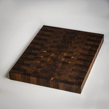 Walnut End Grain Cutting Boards