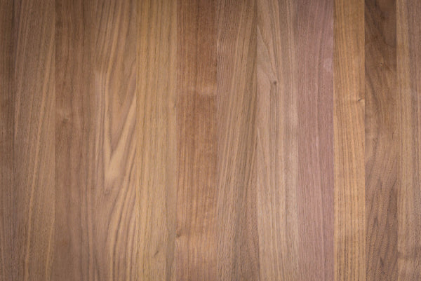 Unfinished Oiled American Black Walnut Butcher Block Countertops and Desktops