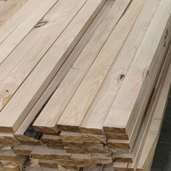 Solid Alder Ripped Boards