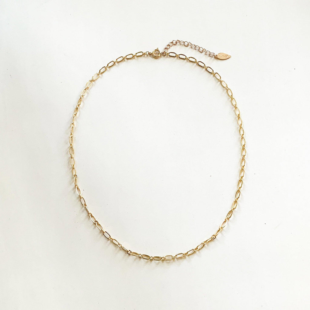 Aster Chain - Gold - Gather Brooklyn