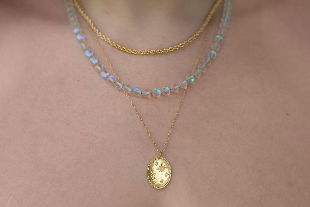 Minerva Chain - Gold - Gather Brooklyn
