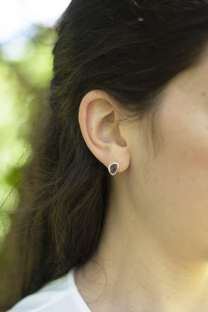 Rhea Studs - Gather Brooklyn
