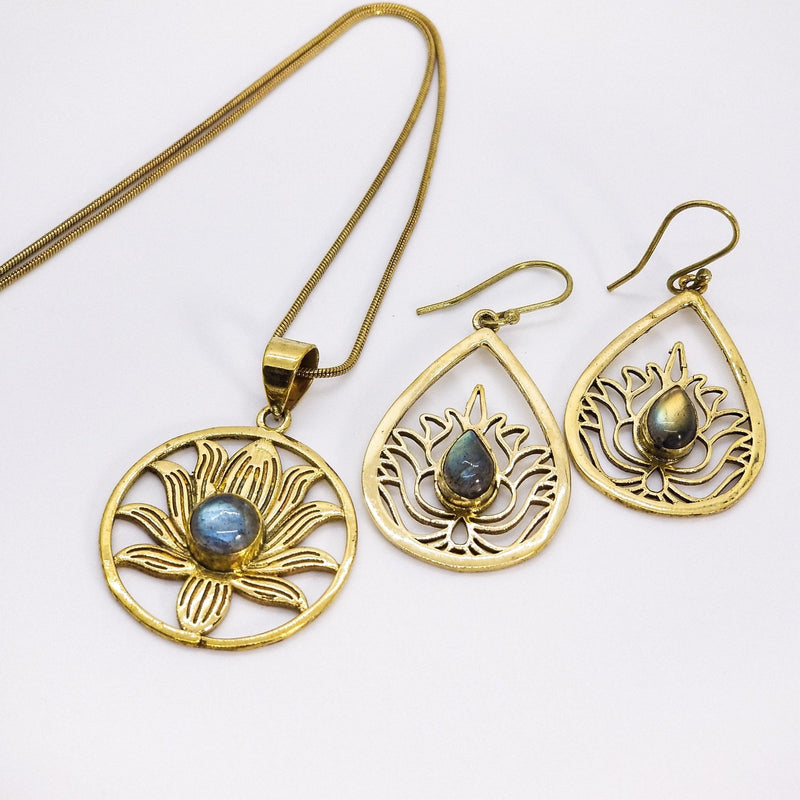 Lotus - Revital Exotic Jewelry & Apparel