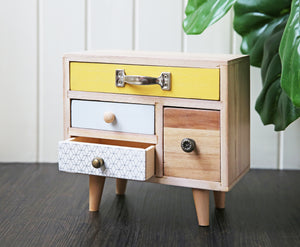 Desk Organizer with Drawers