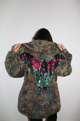 Emerald Eagle Jacket
