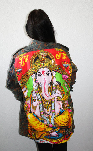 Ask Ganesha Jacket