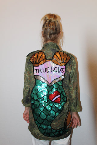 Mermazing true Love!
