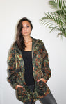 Green Bitch Leo Parka