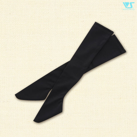 Thigh-High Socks (Semi-Glossy Black)