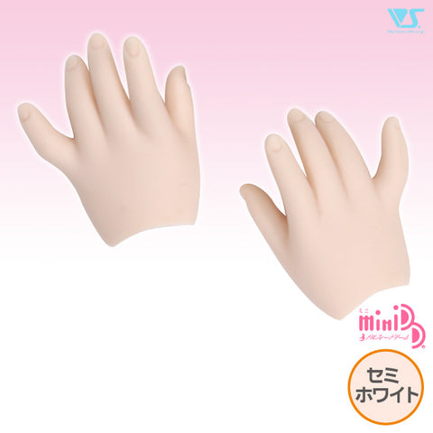 MDD-H-01-SW / Basic Hands / Semi White