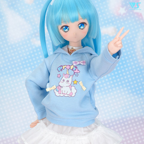 Yume-Kyun ☆ Unicorn / Mini (Blue)