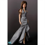Silver Mermaid Dress