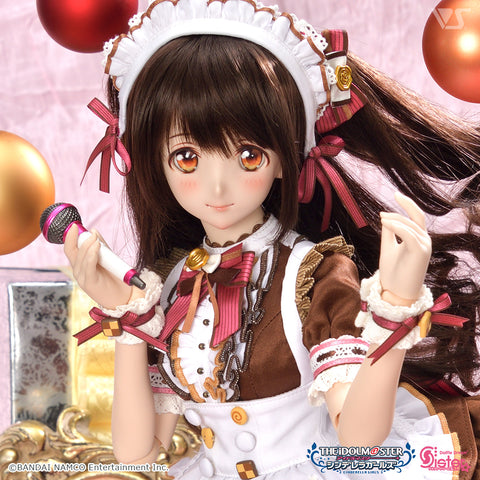 "Dollfie Dream ® Sister "" Uzuki Shimamura Smile and Treat Ver."""