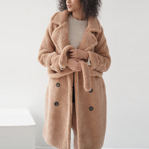 Faux Fur / Vegan Leather Outers