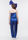 100% Silk Jumpsuit