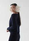 O-neck Cashmere Top