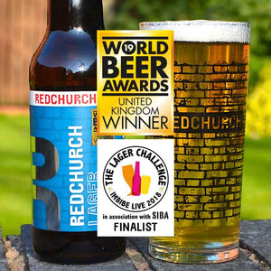 Redchurch Lager