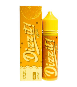 Dizz It Donut Caramel 60ML