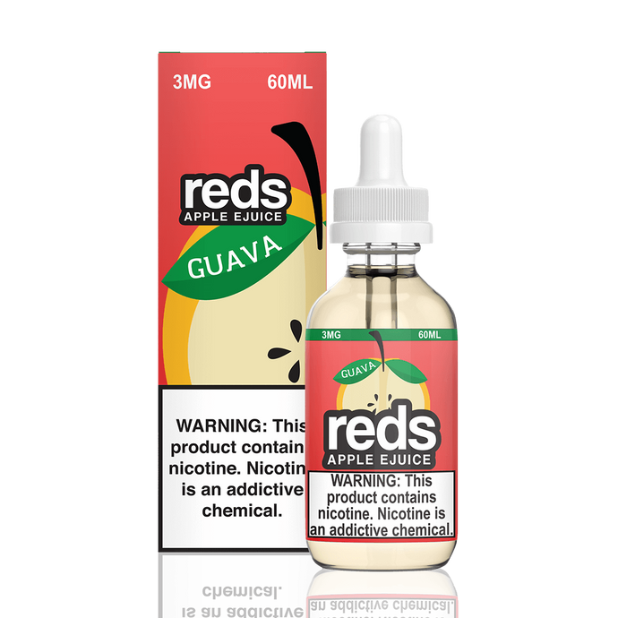 REDS GUAVA ICED 60ml