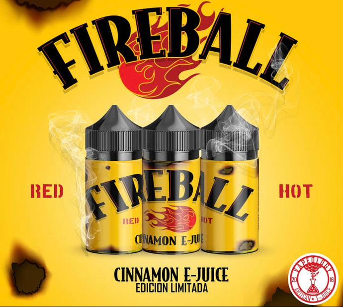 Fireball By Vapelogy 33ml