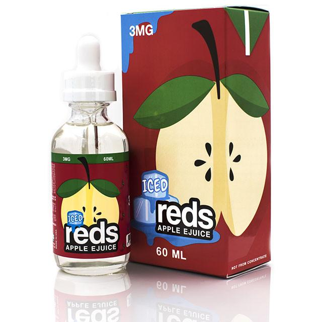 REDS APPLE ICED 60ML