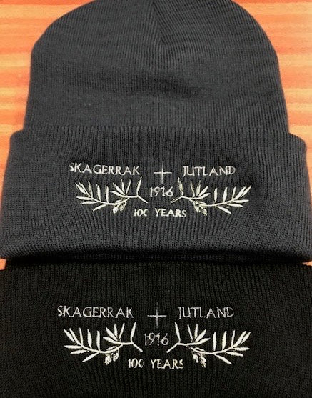 Battle of Jutland Centenary embroidered Beenie