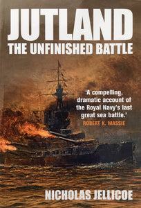 Jutland. The Unfinished Battle. Paperback