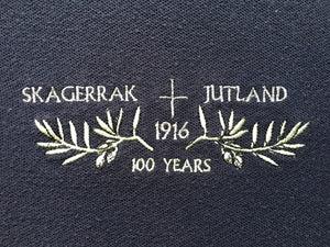 Battle of Jutland Centenary embroidered Polo shirt
