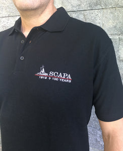 Scapa Flow Centenary Polo Shirt