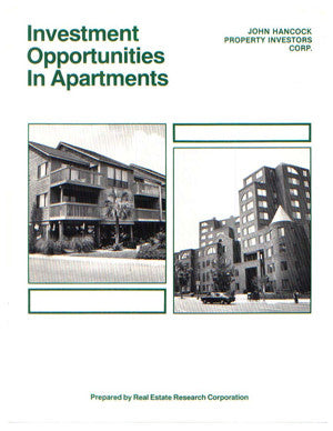 Investment Opportunities in Apartments (1985)