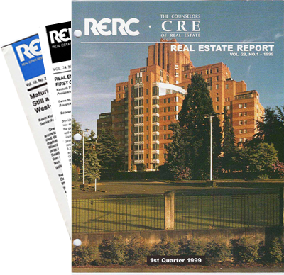 Real Estate Report - 1990s - Single Issues
