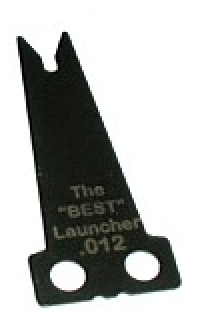 QAD - Best Launcher Blades 0.012 V-2  Hole