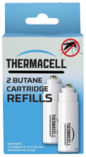 ThermaCELL - Two Butane Refill Pack